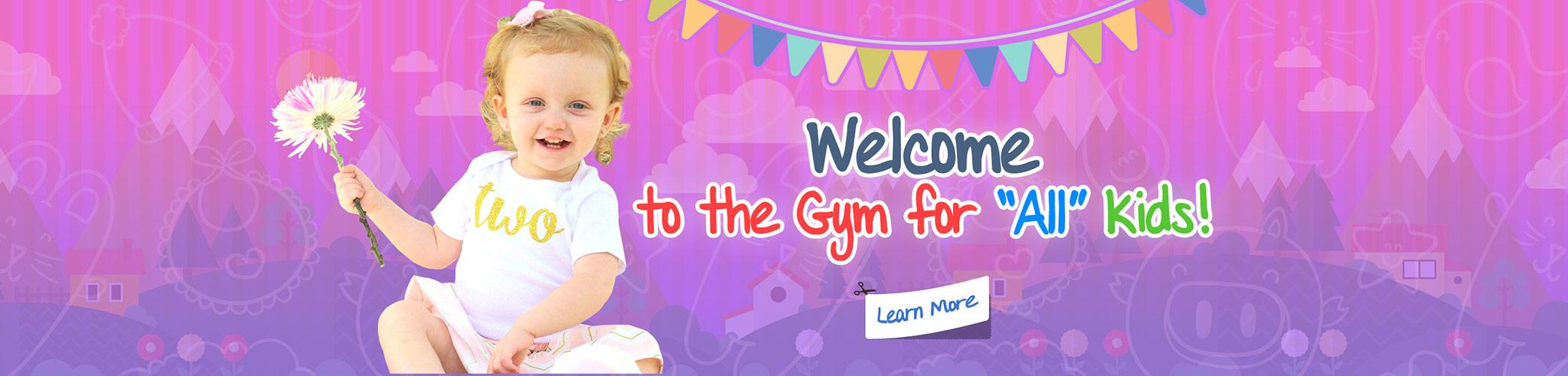 Kids Gym Indoor Playground