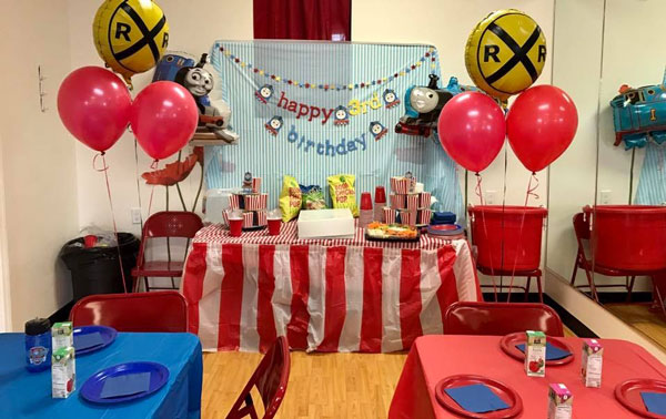 WRTS Jupiter Birthday Parties
